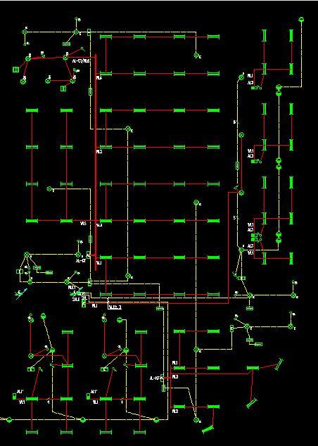 天正建筑用图框打印锻件时,图框填不满图纸图纸图纸锤图片
