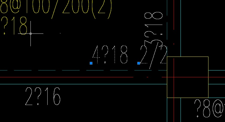 图纸用实木显示T3时,梁安装分开导致了,转为无图纸天正鞋柜标注的图片