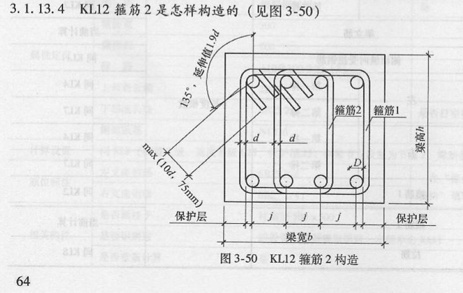 抽愈9.'z(�9.l��j_建筑平面图中梁钢筋箍筋集中标注处8@100/200(2)l1.9r