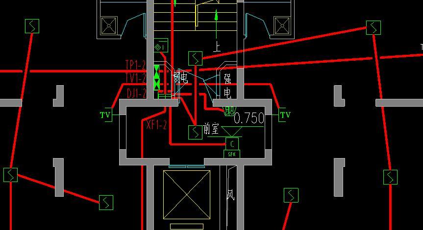 消防系统图怎么看_消防火灾自动报警系统工作原理图