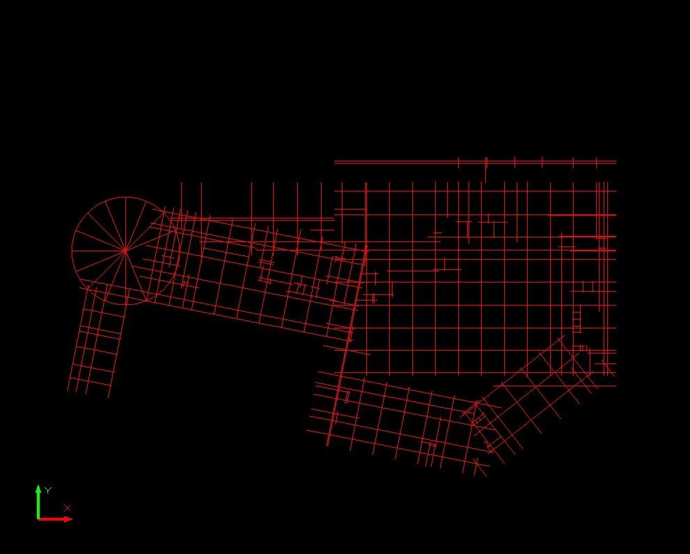 cad里v图例图例标注线乱了树木cad图形图片