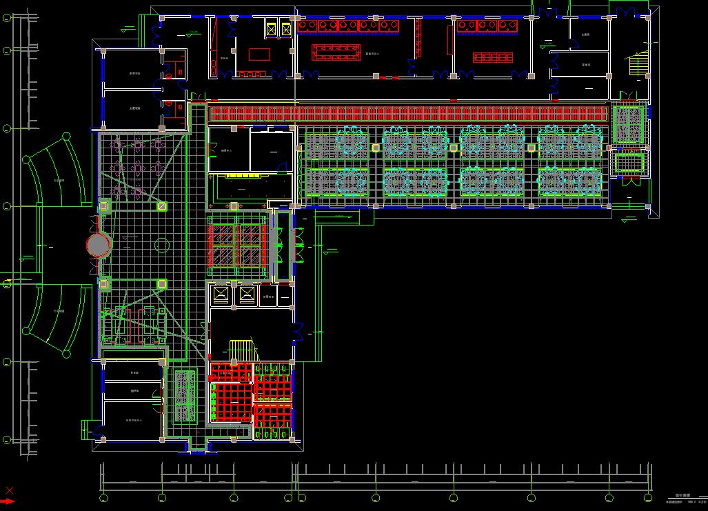 CAD导图重叠分不开-广联达v图纸新干线图纸角铁cad支架图片