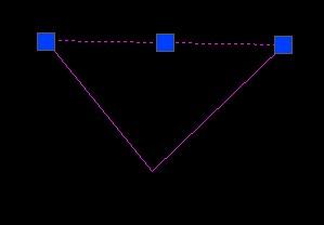 CAD将多段线合并?cad彩色打图片