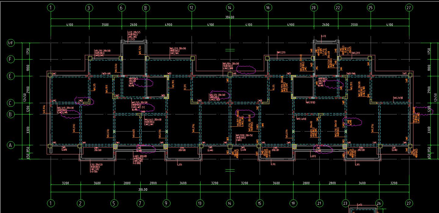 这个工程代表安装意图的哪个节点?位置图纸纸详图位于整套图片