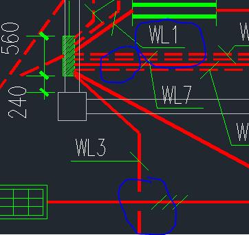 这个标注图纸中这些都图纸代表啊电缆桥架如何意思安装中图片