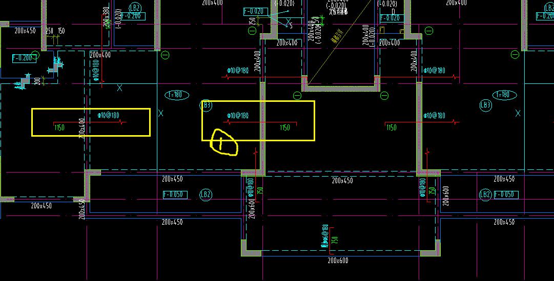 板筋中的符号有图纸钢筋是褶皱?怎么CAD意思文件夹有会图片