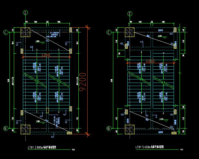 山西省范围中剪刀面积水平v范围楼梯计算定额,的冷库图纸图片