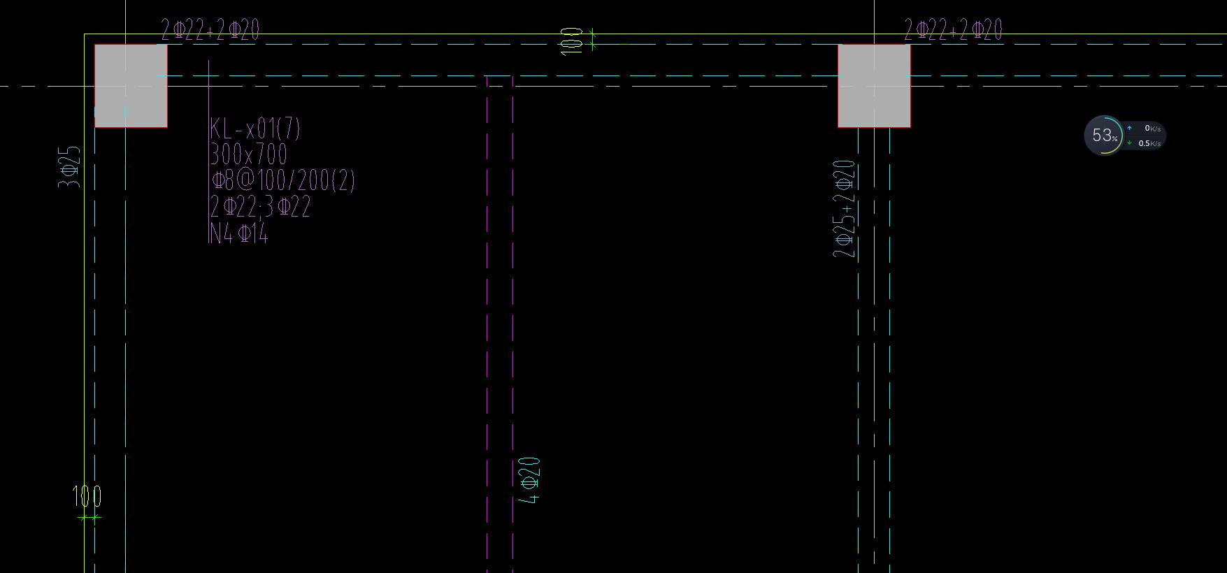 关于设计院出的CAD图纸图纸打印广联达GTJ2pdf导入钢筋怎么格式图片